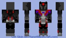 Giger Minecraft Skin