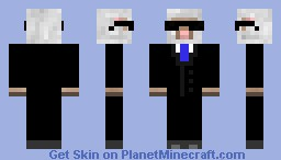 Sheep Tux Minecraft Skin