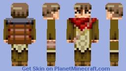 Vincent Dorin Minecraft Skin