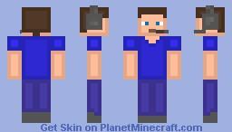 8 bit gamer! Minecraft Skin