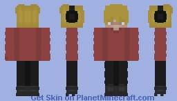 garebeargames Minecraft Skin