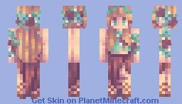 Contest Entry - Healing Minecraft Skin