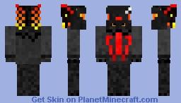 Quasar Minecraft Skin