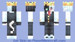 Ranboo (Aka Tubbos husband) Minecraft Skin