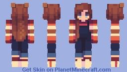 Vivid ~Inspirinq (PR) Minecraft Skin