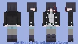 mitake ran Minecraft Skin