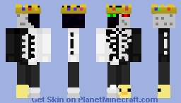 ranboo (halloween?) Minecraft Skin