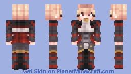 𝔸𝕟𝕟𝕒 𝔸𝕟𝕘𝕖𝕝 - ℙ𝕒𝕥𝕙𝕠𝕝𝕠𝕘𝕚𝕔 Minecraft Skin