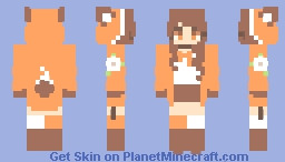 Foxy | RC Minecraft Skin