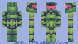 Ka'eii Imperial Soldier Minecraft Skin