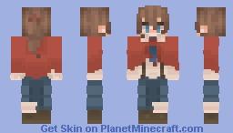 Edgar Valden - IDV Minecraft Skin