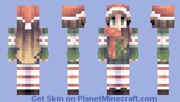 ☆🌟* 𝘌𝘷𝘦𝘳𝘨𝘳𝘦𝘦𝘯 *🌟☆ Minecraft Skin