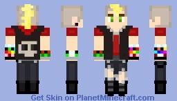 me lol Minecraft Skin