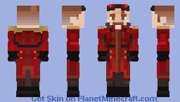 Robotnik - Sonic Movie Minecraft Skin