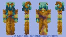 A Midsummer Night's Dream Minecraft Skin