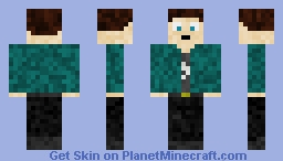 Me Neutral (7 Years Later) Minecraft Skin