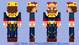 John VIII Palaiologos Minecraft Skin