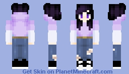~ Happy Birthday To Me ~ Minecraft Skin