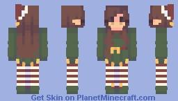 Santa's Helper ~ᎷᏰ Minecraft Skin