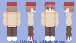 - shroomi - boi - Minecraft Skin