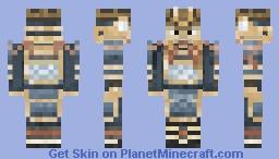 鎌倉の侍 (Kamakura Samurai) Minecraft Skin