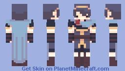 marth Minecraft Skin