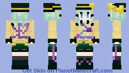 Koishi Komeiji (Touhou) Minecraft Skin