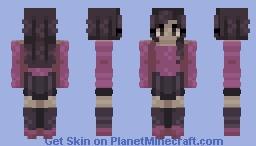 𝐹𝓇𝑒𝑒 𝒯𝑜 𝐹𝓁𝓎 :- 𝔊𝔦𝔰𝔢𝔦 Minecraft Skin