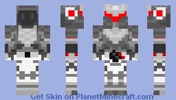 Deploying Nautilus Raiders Minecraft Skin