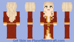 Cersei Lannister Minecraft Skin