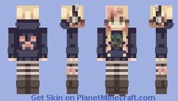 i aint forget Minecraft Skin