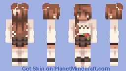 ♡ prep ♡ Minecraft Skin