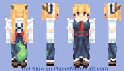 Tohru Minecraft Skin