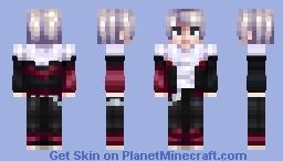 Yuta Minecraft Skin