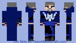 AU Doctor Strange Minecraft Skin