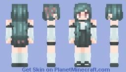 Winter Frost Minecraft Skin