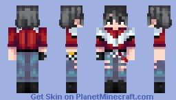 Taeyong - One (Monster & Infinity) Minecraft Skin