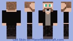 Michael Sheen Minecraft Skin
