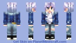 NEW THANGS Minecraft Skin