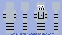 Bender Minecraft Skin