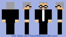Kurt Bjorgman (Frozen 3 Kristoff's Real Father) he is Survived (wyatt russell) Minecraft Skin