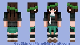 Character Redesign! Minecraft Skin