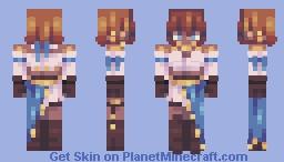 lovely being - Skin Fight 2021 attack ❌ Minecraft Skin