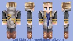 ♪𝕰𝖘𝖎𝖊♪ Squad Minecraft Skin
