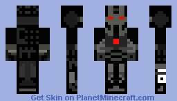 marvels war  machine Minecraft
