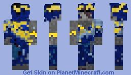 Humble: undead king Minecraft Skin
