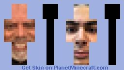 Funny Man 2 Minecraft Skin