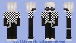Dave Strider -Homestuck Minecraft Skin