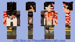 Troy Calypso Minecraft Skin