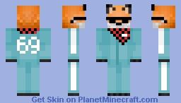 FireFox (Squid Game) Minecraft Skin